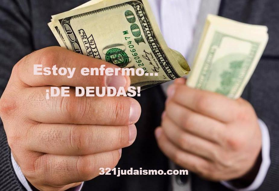 """Estoy """"ENFERMO"""" de… DEUDAS…!!!"""