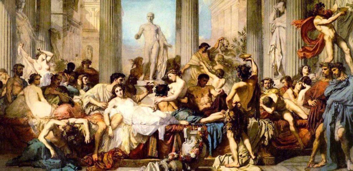 Fiestas Romanas en Diciembre