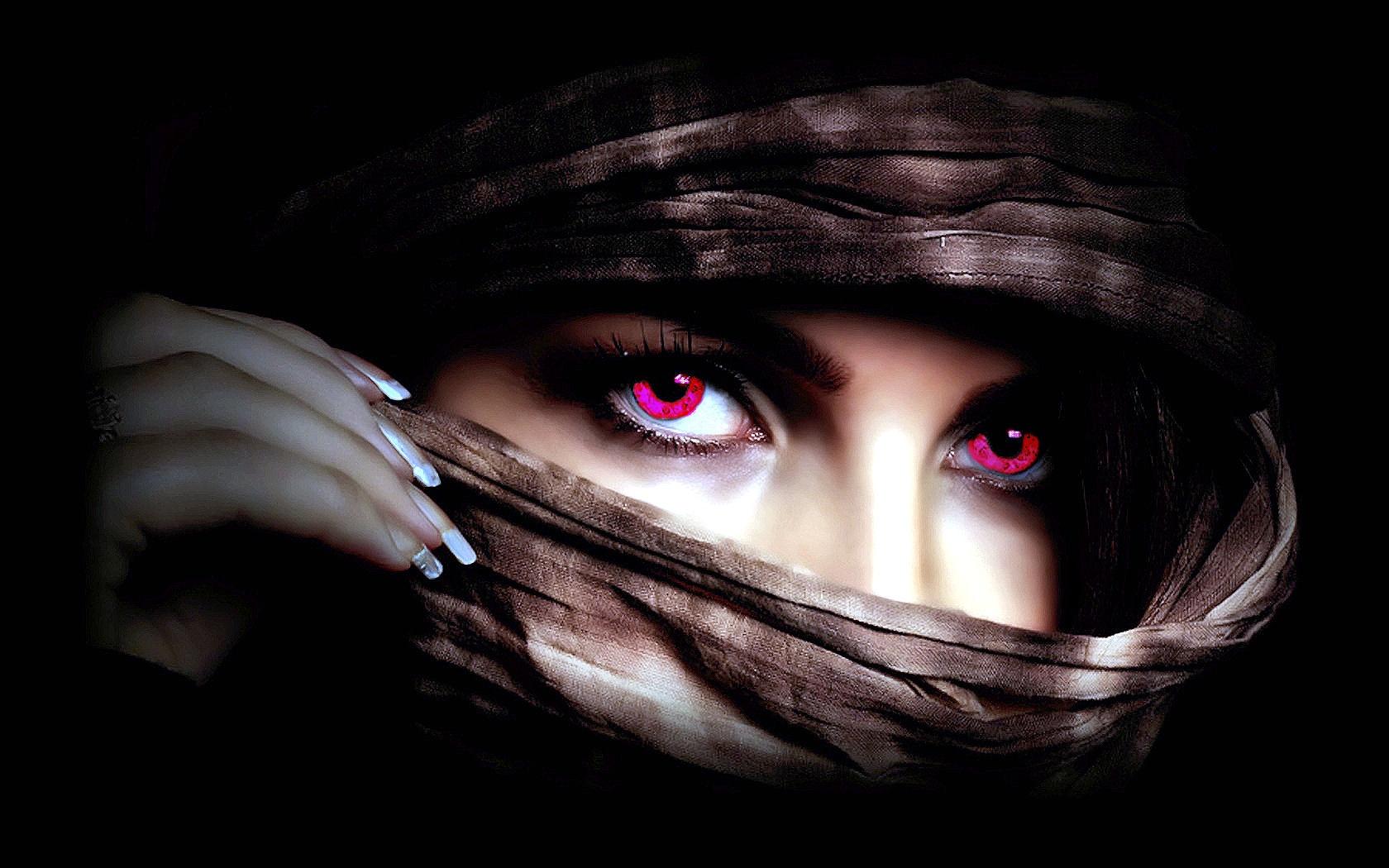 El poder de los ojos.
