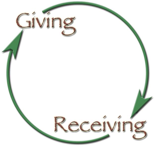 10 mandamientos sobre dar y recibir