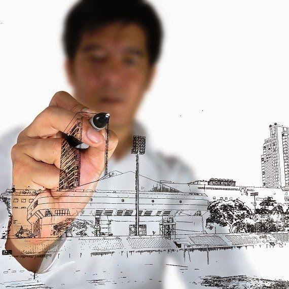 Oración diaria de un arquitecto