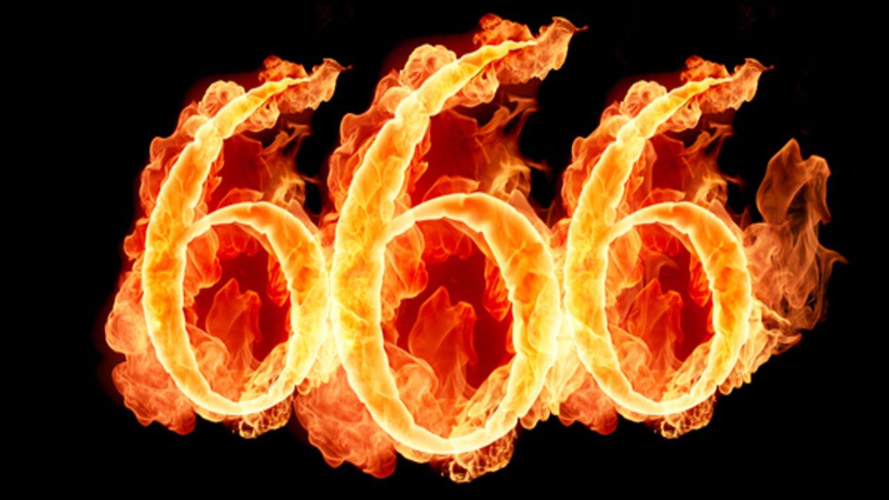 El 666 es de mal presagio?