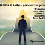 Exito: definición y la perspectiva judía