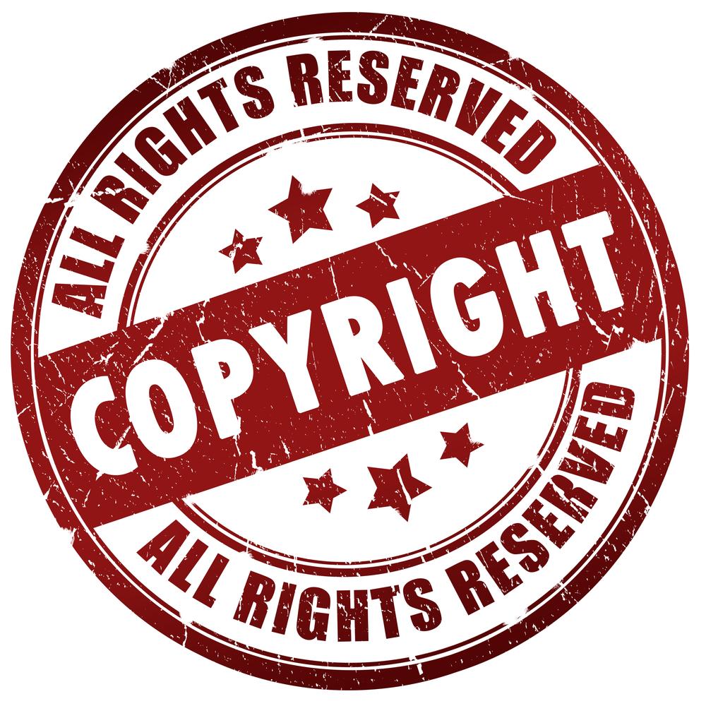Derechos de autor desde la halaja