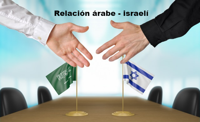 Relación árabe – Israelí