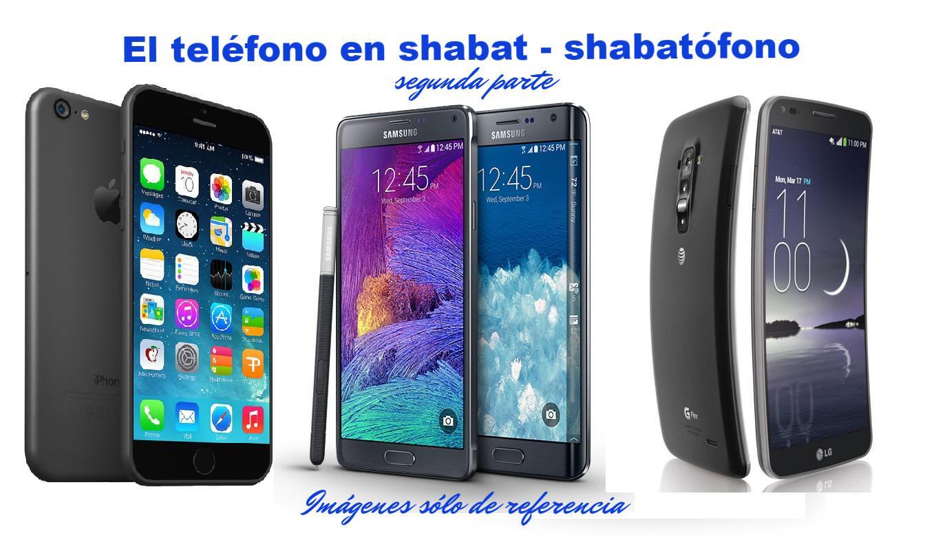Telefono en shabat