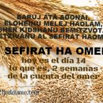 Dia 14 de la cuenta del Omer