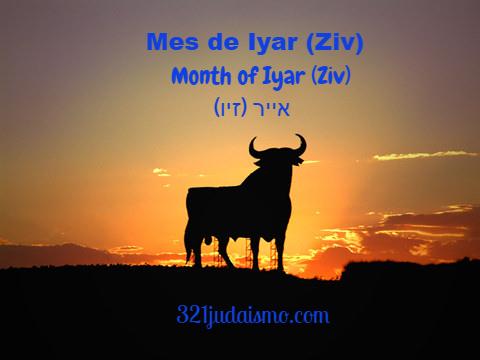 Mes de Iyar o Ziv