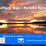 HAFTARA DE LA PARASHA BALAK