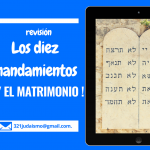 Los diez mandamientos y el matrimonio