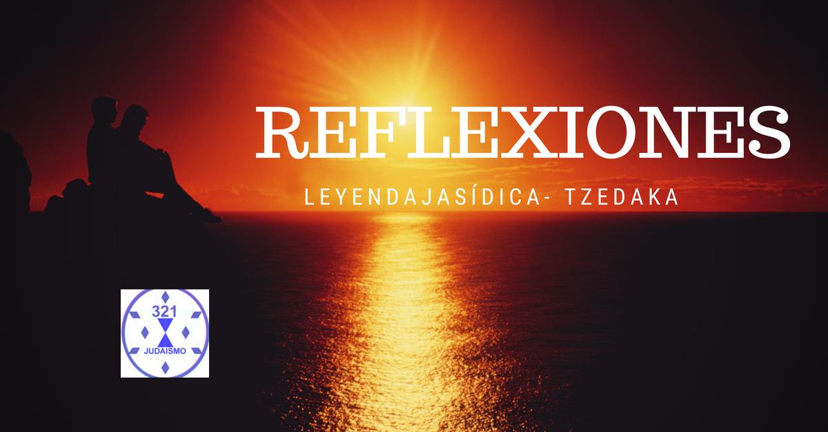 Tzedaka – Leyenda jasídica