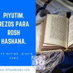Piyut para Rosh Hashana