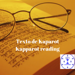 Texto de Kaparot