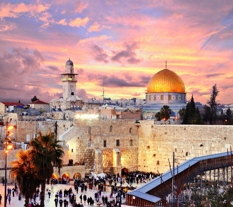 Jerusalem, capital de Israel