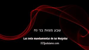 Los siete preceptos de Noe